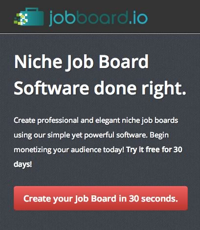 how to build a jobboard