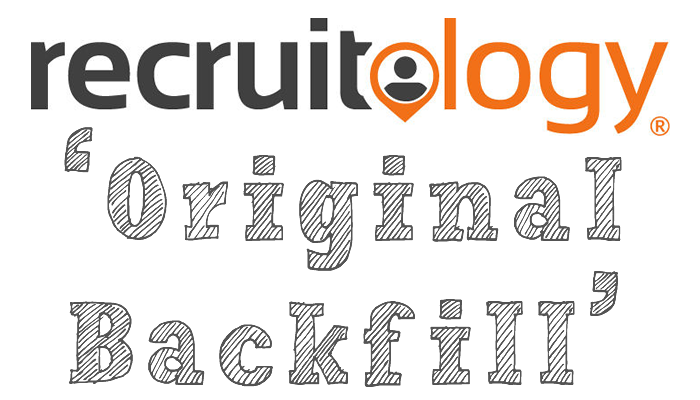 recruitology backfill