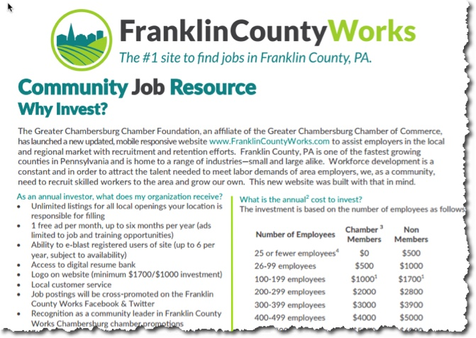 franklin county works