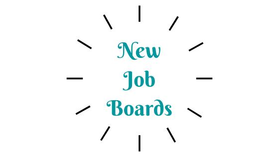 new job boards