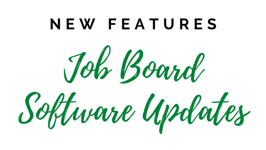 job board software