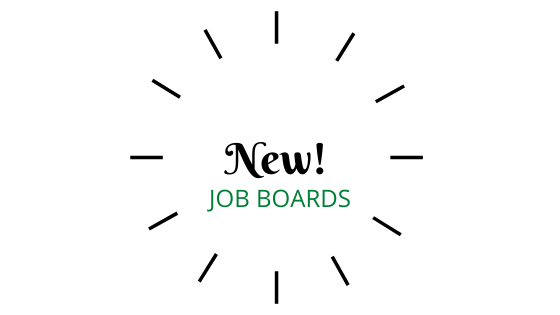 new job boards