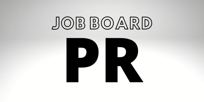 job board pr