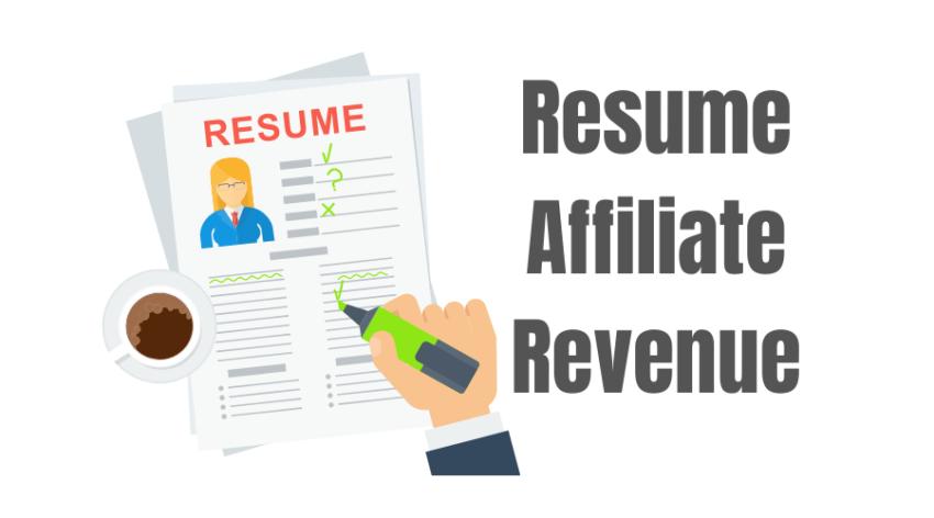 resume affiliates