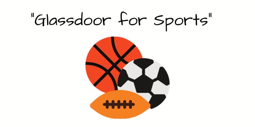 glassdoor for sports orgs