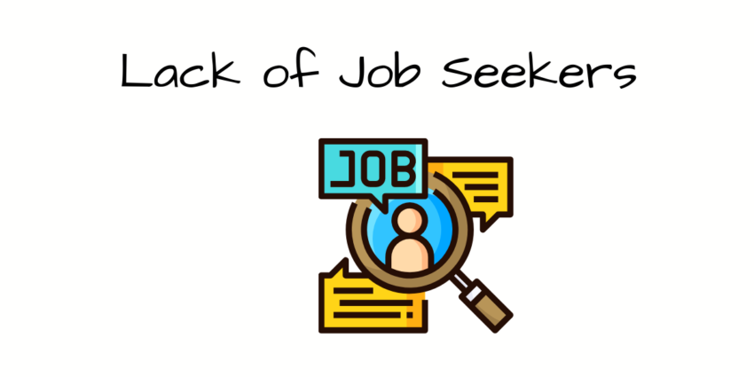 job seeker scarcity