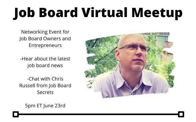 job board meetup