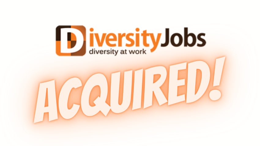 diversityjobs.com is acquired