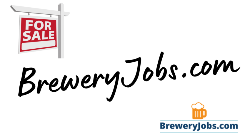 brewery jobs for sale
